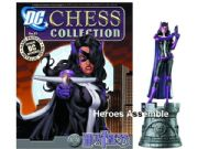 DC Chess Figurine Collection #21 Huntress White Rook Eaglemoss